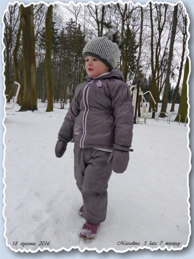 Marcelina 3 lata 7 mcy